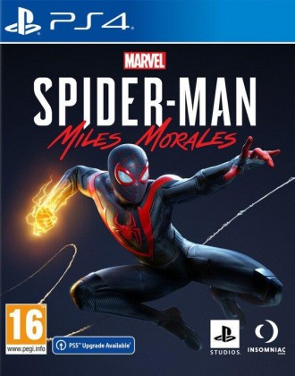 Hra PlayStation 4 Marvel's Spider-Man: Miles Morales