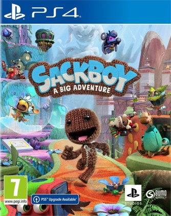Hra PlayStation 4 Sackboy A Big Adventure! (PS4)/EAS
