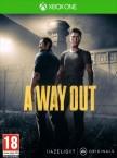 Hra pro konzoli A Way Out - Xbox One 5030937122761