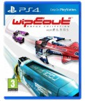 Hra Sony PlayStation 4 WipEout Omega Collection (PS719853763)