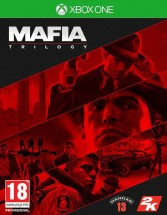 Hra XBOX ONE - Mafia Trilogy