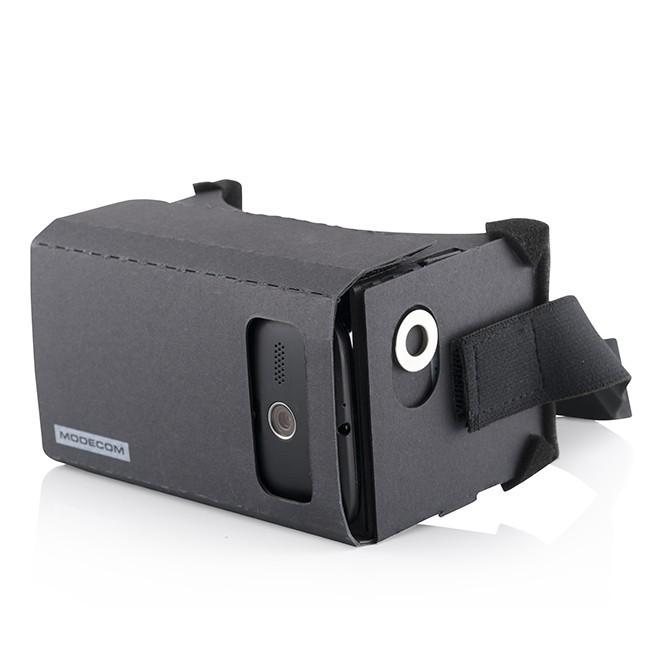 Hračky a gadgety Modecom FreeHANDS 3D brýle pro smartphony (OS-MC-G3DC-01)