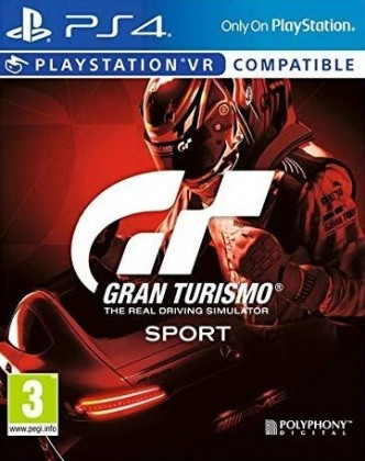 Hry na Playstation Gran Turismo Sport Spec II (PS719319306)