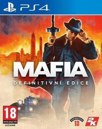 Hry na Playstation Mafia: Definitive Edition (5026555428231)