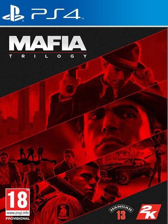 Hry na Playstation Mafia Trilogy (5026555428354)