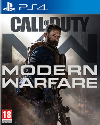 Hry na Playstation PS4 hra - Call of Duty: Modern Warfare
