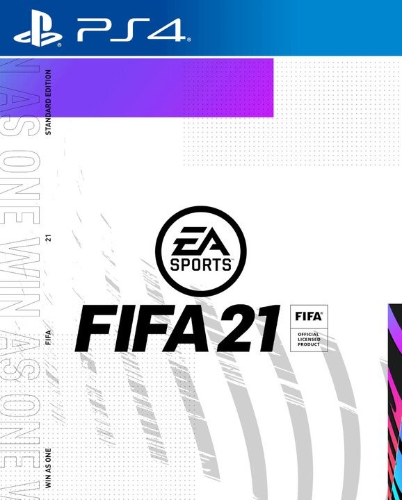 Hry na Playstation PS4 hra - FIFA 21