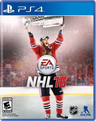 Hry na Playstation PS4 - NHL 16