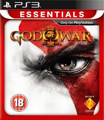 Hry na Playstation Sony PS3 hra God of War III (ESN)
