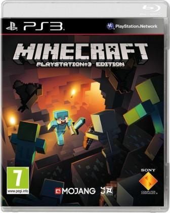 Hry na Playstation SONY PS3 hra Minecraft