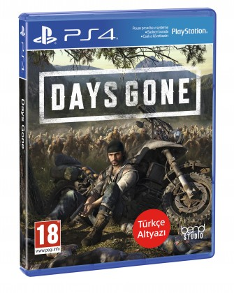 Hry na Playstation SONY PS4 hra Days Gone