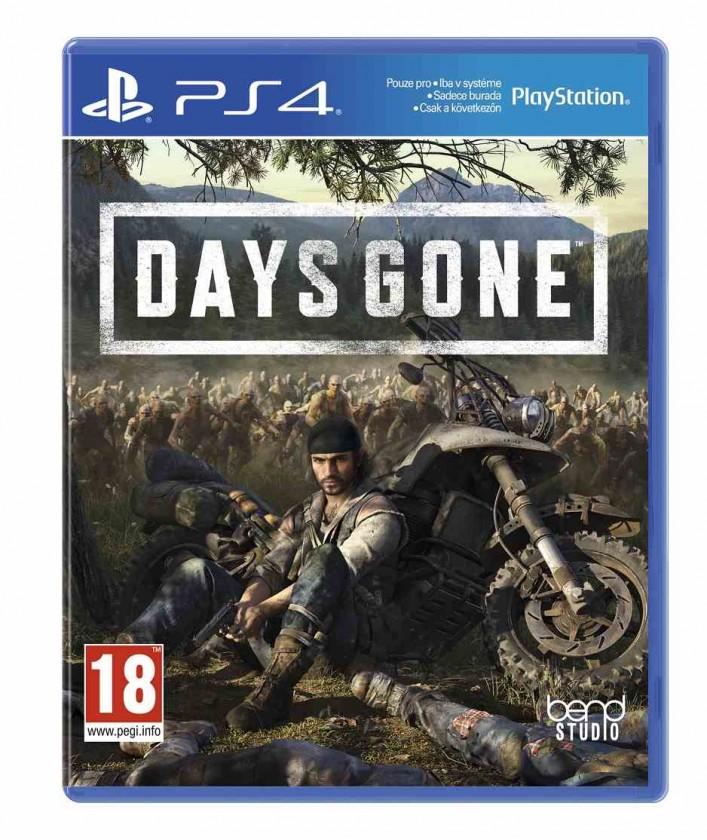 Hry na Playstation SONY PS4 hra Days Gone