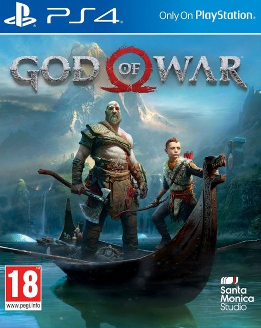 Hry na Playstation SONY PS4 hra God of War - PS719357476