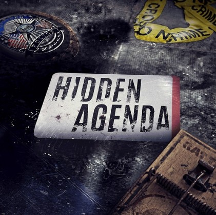 Hry na Playstation SONY PS4 hra Hidden Agenda