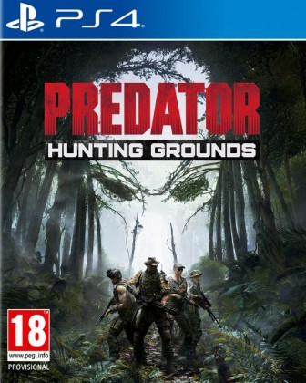 Hry na Playstation SONY PS4 hra Predator: Hunting Grounds