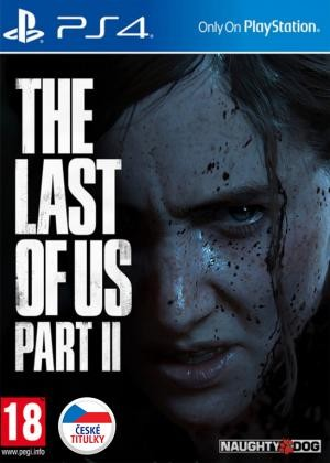 Hry na Playstation SONY PS4 hra The Last of Us Part II (PS4)/EAS