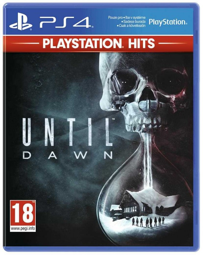 Hry na Playstation SONY PS4 hra Until Dawn