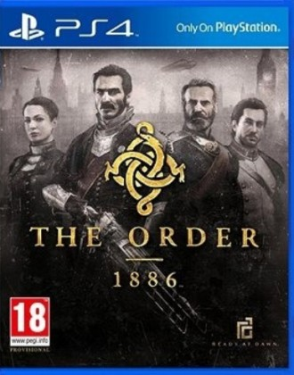 Hry na Playstation The Order 1886 (PS4) PS719284994