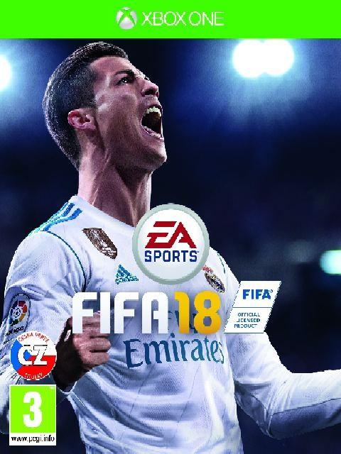 Hry na XBOX 5030936121536 - XBOX ONE - FIFA 18