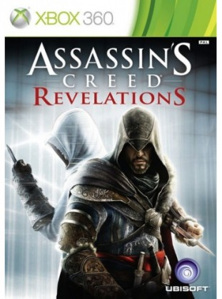 Hry na XBOX Assassins Creed Revelations (X-Box 360), USX200823
