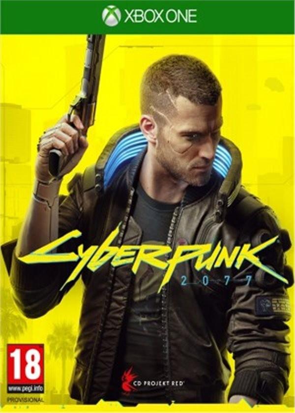 Hry na XBOX Cyberpunk 2077 (5902367640576)