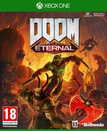 Hry na XBOX Doom Eternal (5055856422938)