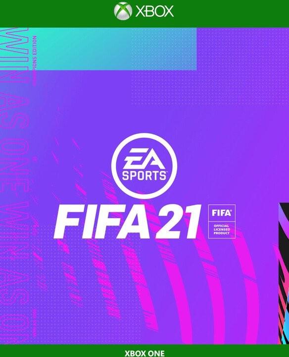 Hry na XBOX FIFA 21: Champions Edition (5035226124211)