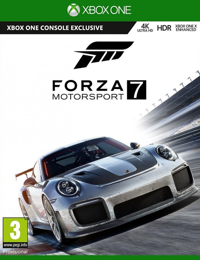 Hry na XBOX Forza Motorsport 7 (Xbox ONE) GYK-00022