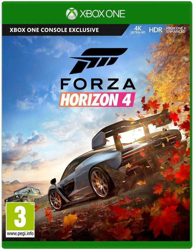 Hry na XBOX Hra Microsoft XBOX ONE - Forza Horizon 4