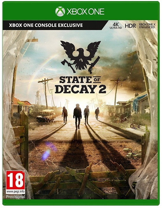 Hry na XBOX Hra Microsoft XBOX ONE - State of Decay 2
