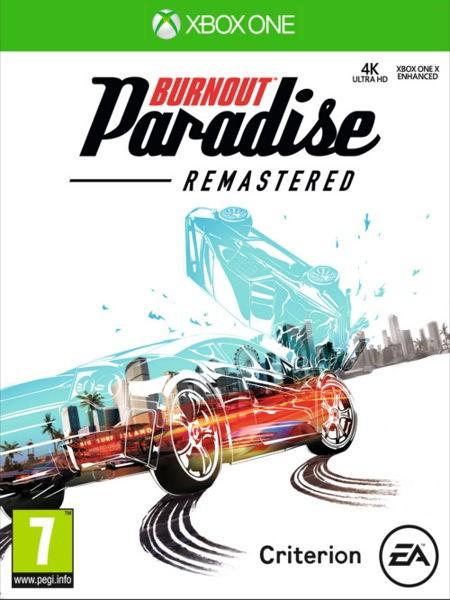 Hry na XBOX Hra pro konzoli Burnout Paradise Remastered - XBOX 5030935122749
