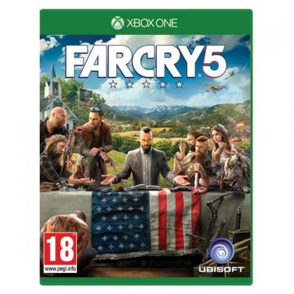 Hry na XBOX Hra Ubisoft Xbox One FAR CRY 5 (3307216022916)