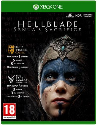 Hry na XBOX Hra Xbox One S - Hellblade Senua's Sacrifice