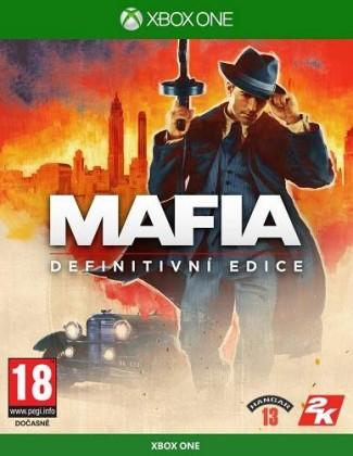 Hry na XBOX Mafia: Definitive Edition (5026555362733)