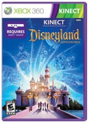 Hry na XBOX Microsoft XBox 360 Disneyland Adventures /Kinect/