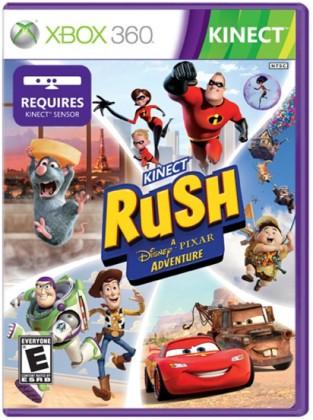 Hry na XBOX Microsoft XBox 360 Pix Rush /Kinect/
