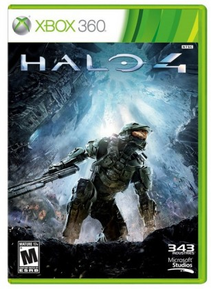 Hry na XBOX MS XBOX 360 hra - Halo 4