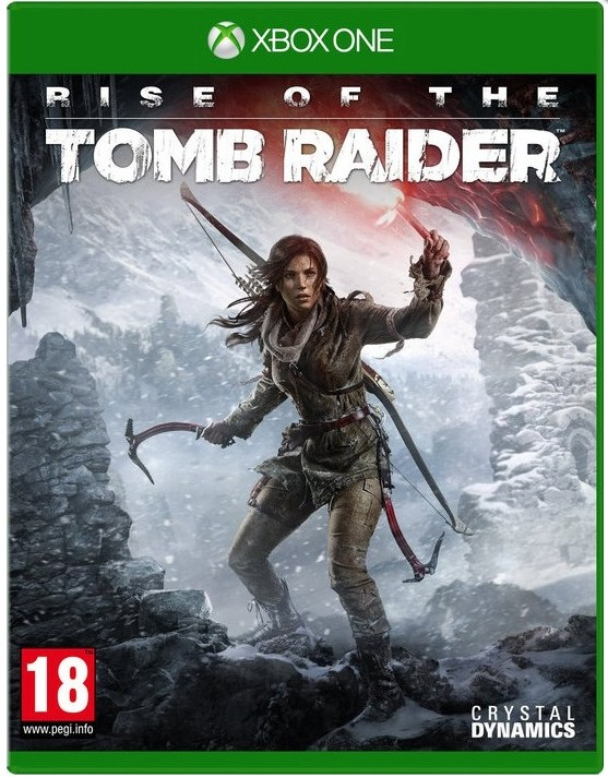 Hry na XBOX Rise of the Tomb Raider