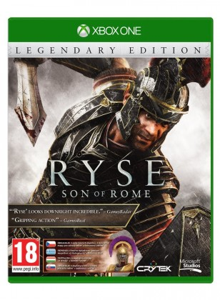 Hry na XBOX Ryse: Son Of Rome (Legendary Edition)