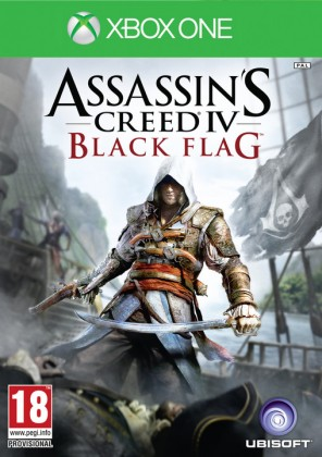 Hry na XBOX XBOX hra - Assassin's Creed: Black Flag