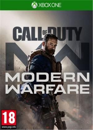 Hry na XBOX XBOX hra - Call of Duty: Modern Warfare