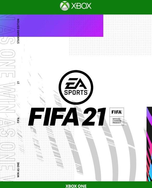 Hry na XBOX XBOX hra - FIFA 21