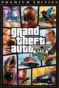 Hry na XBOX XBOX hra - Grand Theft Auto V Premium Edition