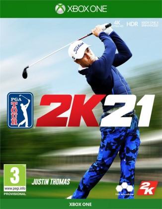 Hry na XBOX XBOX hra - PGA Tour 2K21