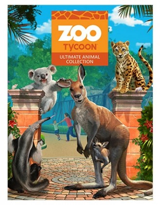 Hry na XBOX Zoo Tycoon - Ultimate Animal Collection (Xbox ONE)  GYP-00020