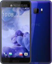 HTC U Ultra, modrá + držák do auta