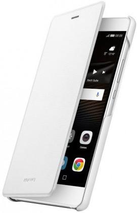 Huawei flip pouzdro Original Folio pro P9 Lite, bílá