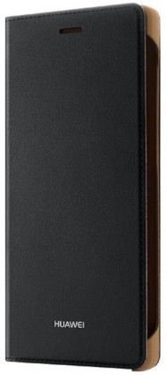 Huawei flip pouzdro pro Huawei P8 Lite, černá