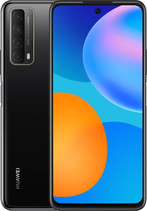 Huawei Mobilní telefon Huawei P Smart 2021 4GB/128GB, černá