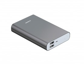 Huawei Original PowerBank AP007 13000mAh Grey